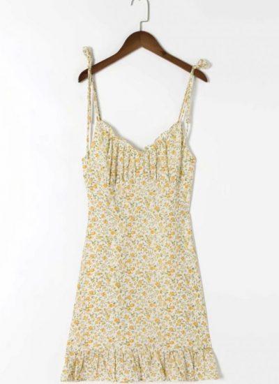 THE MOODSS Noemie Mini Dress-1