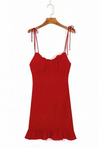 Posie Mini Dress In 2 Colors