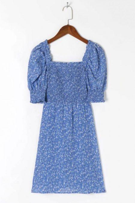 THE MOODSS Suzanne Mini Dress-1